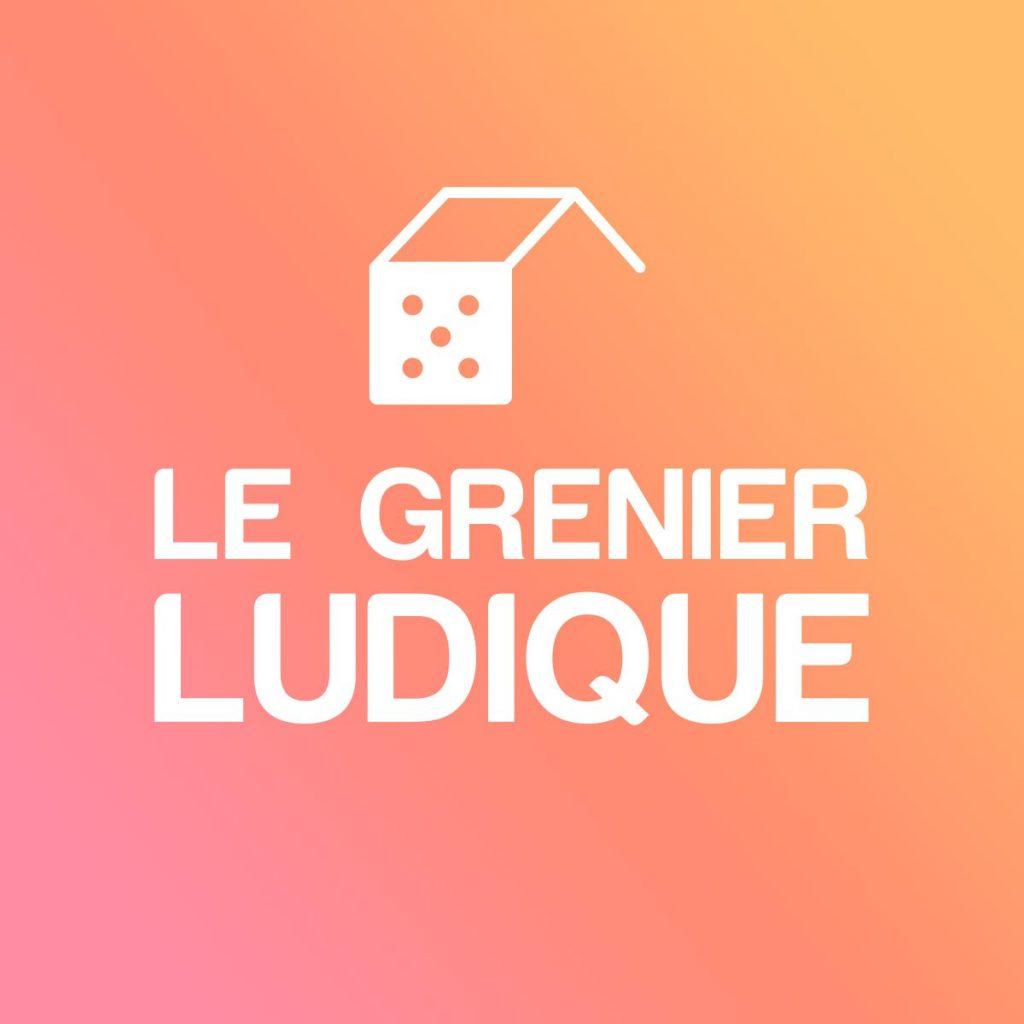 Logo de la startup Le Grenier Ludique