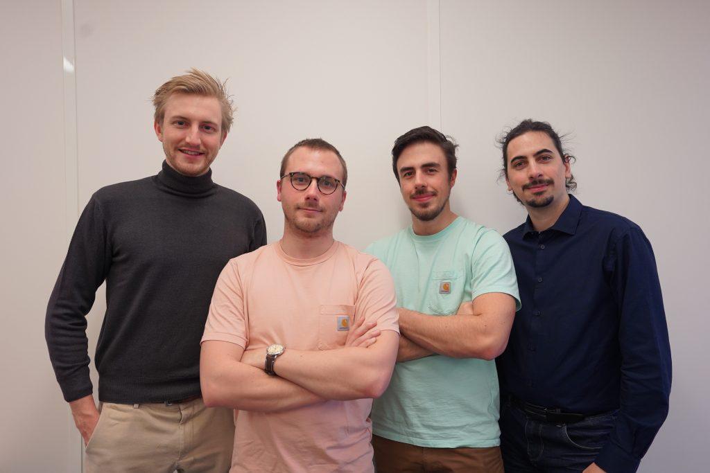 Logo de la startup IMAGEENS annonce une evée de fonds d'1,2 millions d'euros