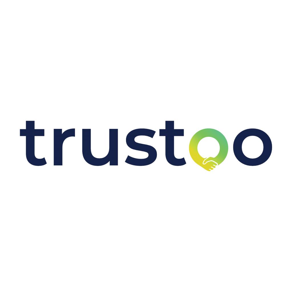 Logo de la startup TRUSTOO annonce une levée de fonds de 900 000 euros