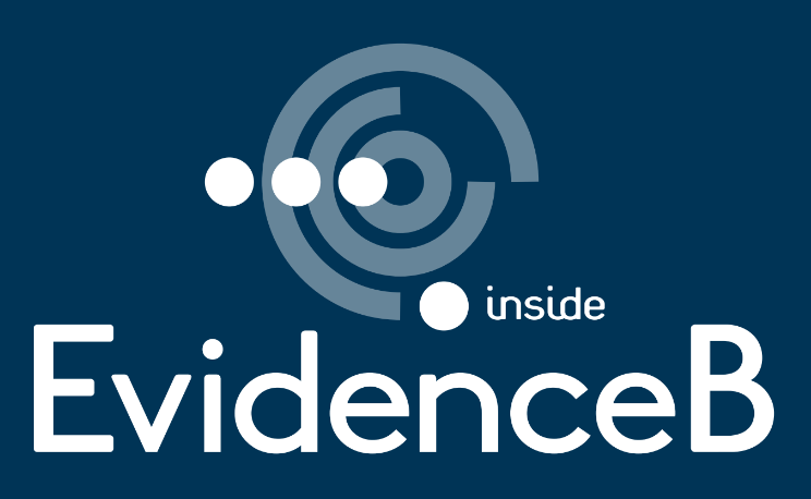 Logo de la startup EvidenceB