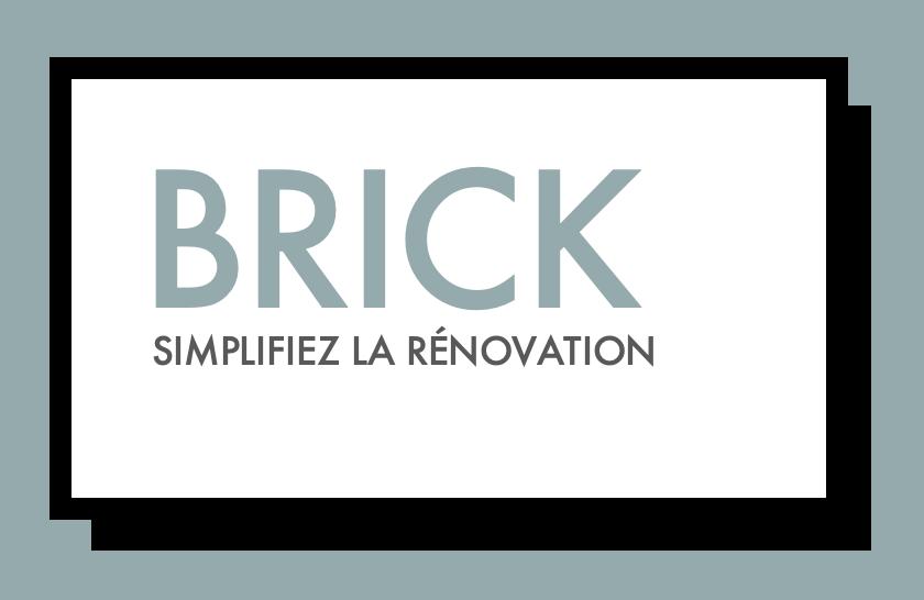 Logo de la startup Brick
