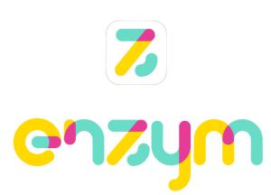 Logo de la startup ENZYM