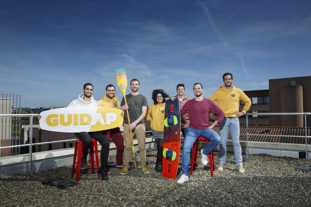 Logo de la startup Guidap