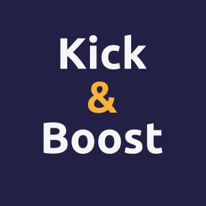 Logo de la startup KickandBoost