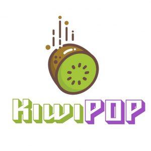 Logo de la startup Kiwipop