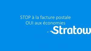 Logo de la startup stratow
