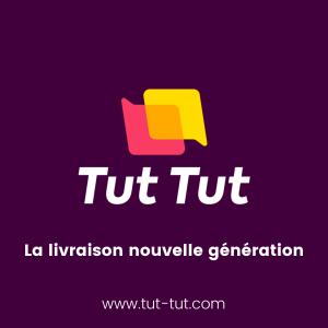Logo de la startup Tut Tut