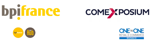Logo de la startup Bpifrance et Comexposium