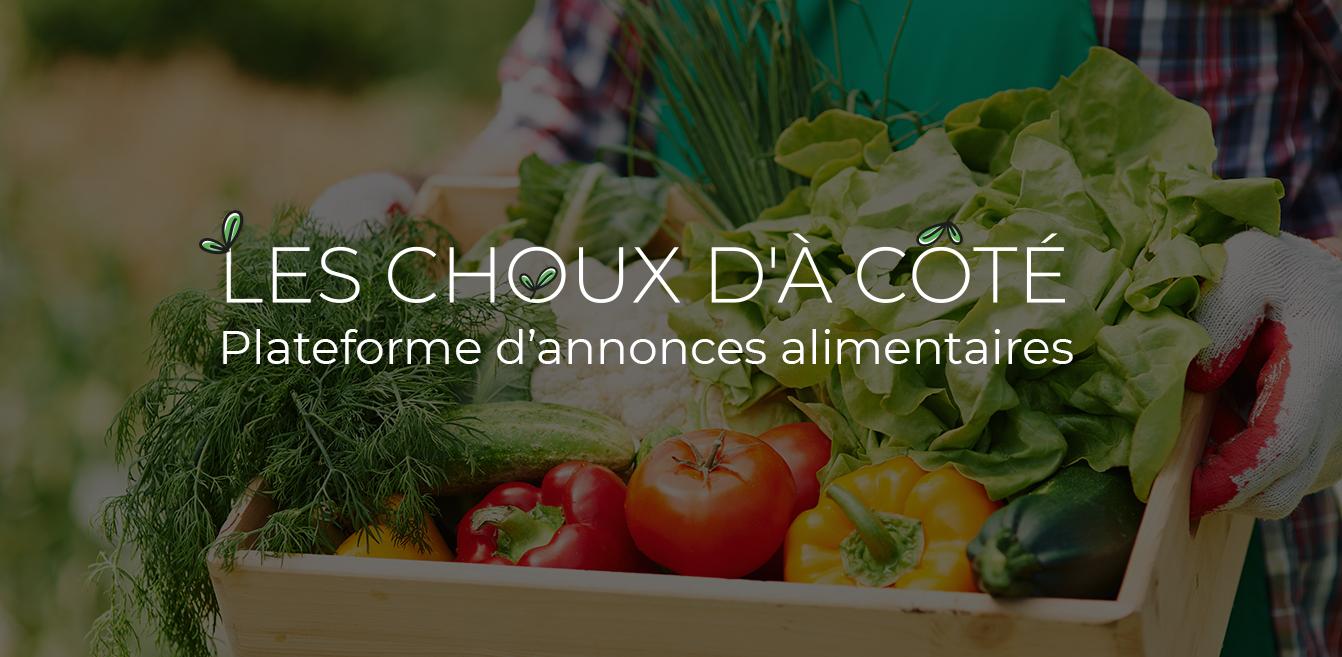 Logo de la startup Les Choux d'à Côté