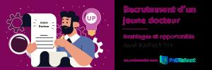 Logo de la startup FinovUP