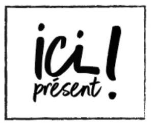 Logo de la startup Masterbox devient Ici Présent !
