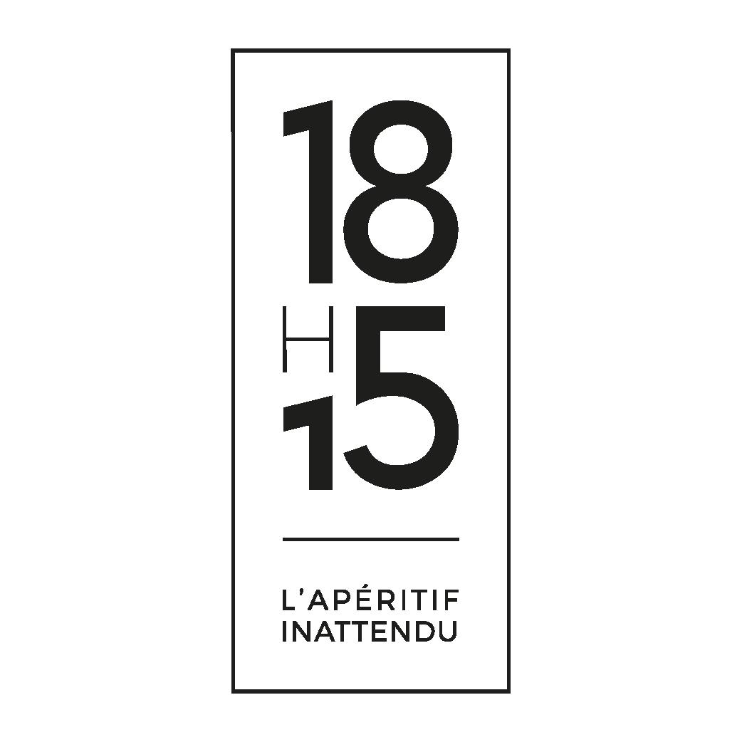 Logo de la startup 18h15 - l'apéritif inattendu