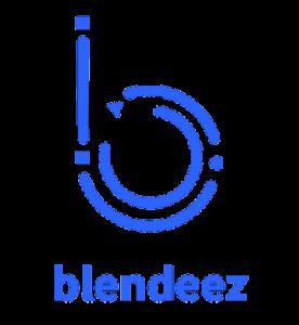 Logo de la startup Blendeez, la plateforme d'automatisation no-code pour gagner en productivité