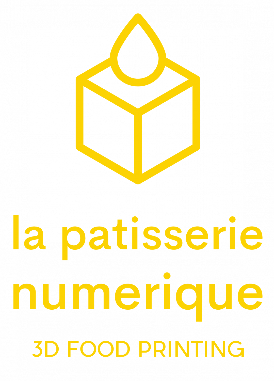 Logo de la startup LA PATISSERIE NUMERIQUE