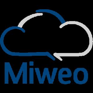 Logo de la startup Miweo