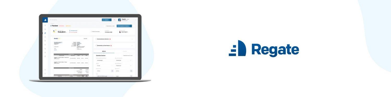 Logo de la startup Regate