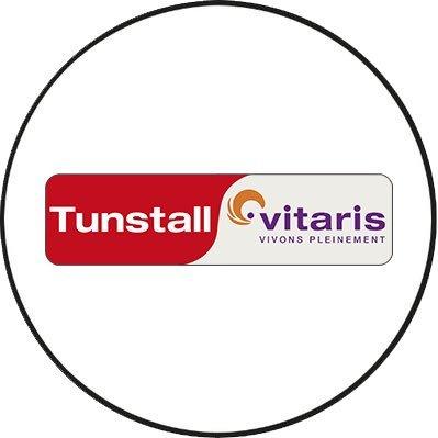 Logo de la startup Tunstall annonce l'acquisition de Secuvita