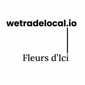 Logo de la startup WeTradeLocal - Fleurs d'Ici
