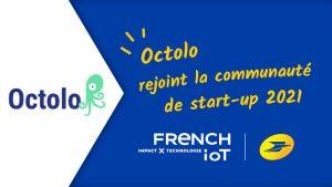 Logo de la startup Octolo rejoint la communauté FRENCH IoT