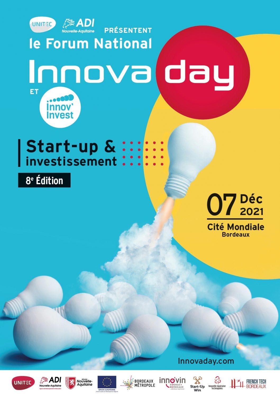 Logo de la startup Innovaday