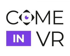 Logo de la startup COME IN VR