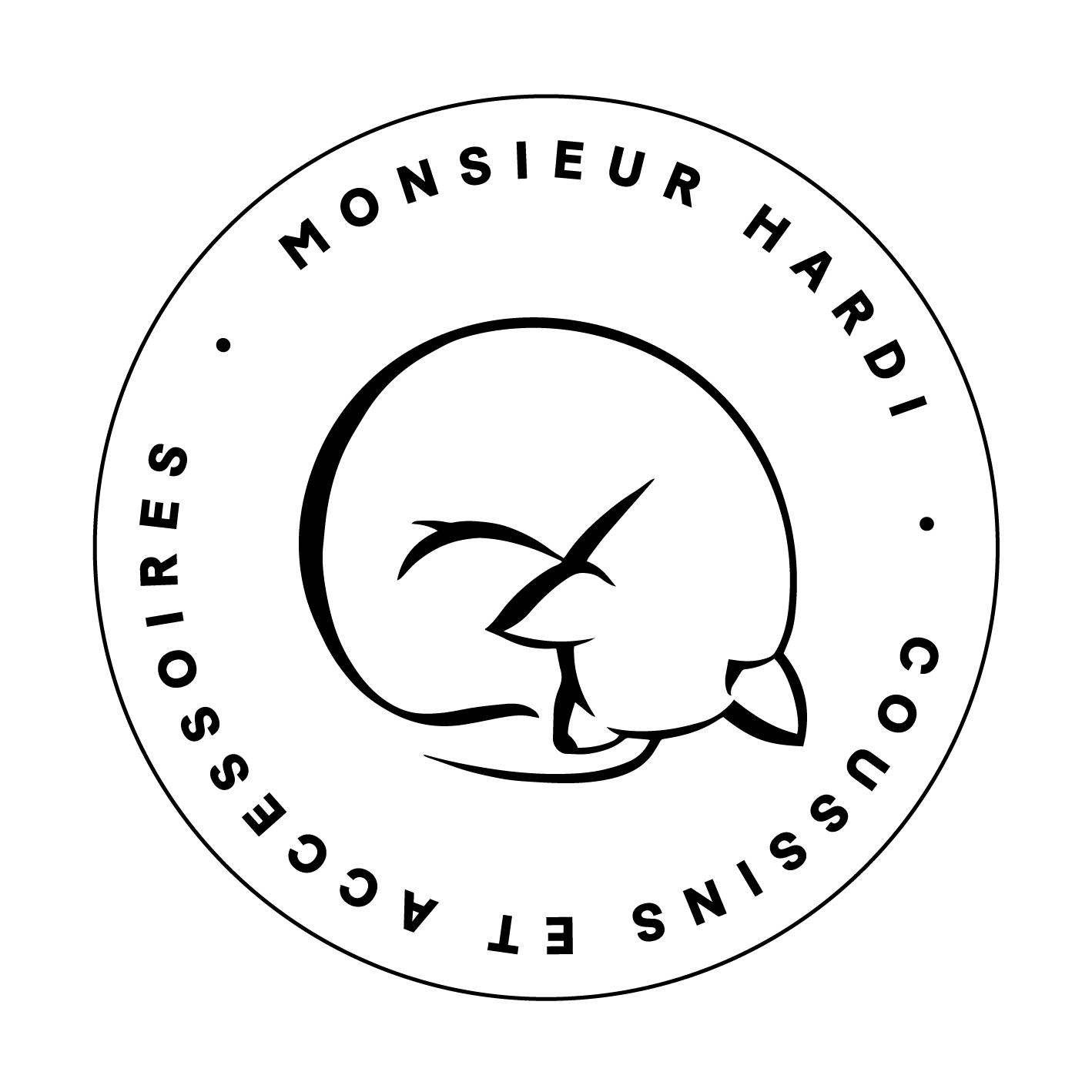 Logo de la startup Monsieur Hardi