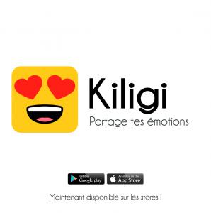 Logo de la startup Kiligi
