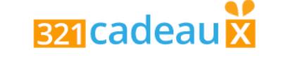 Logo de la startup 321Cadeaux