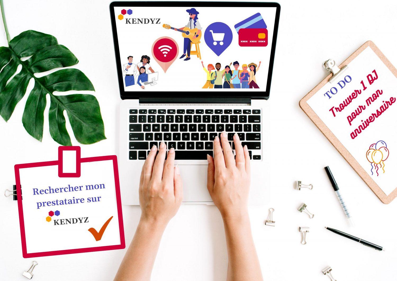 Logo de la startup KENDYZ