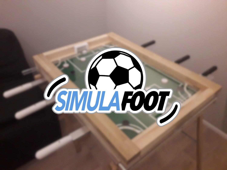 Logo de la startup Simulafoot