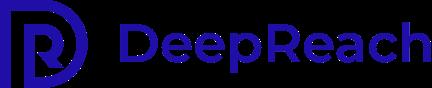 Logo de la startup DeepReach signe un partenariat avec Ouest France