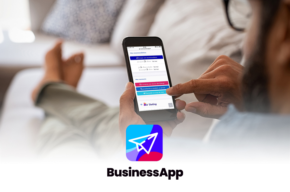 Logo de la startup BusinessApp