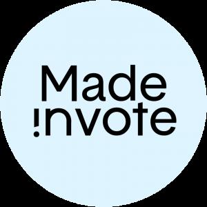 Logo de la startup Madeinvote