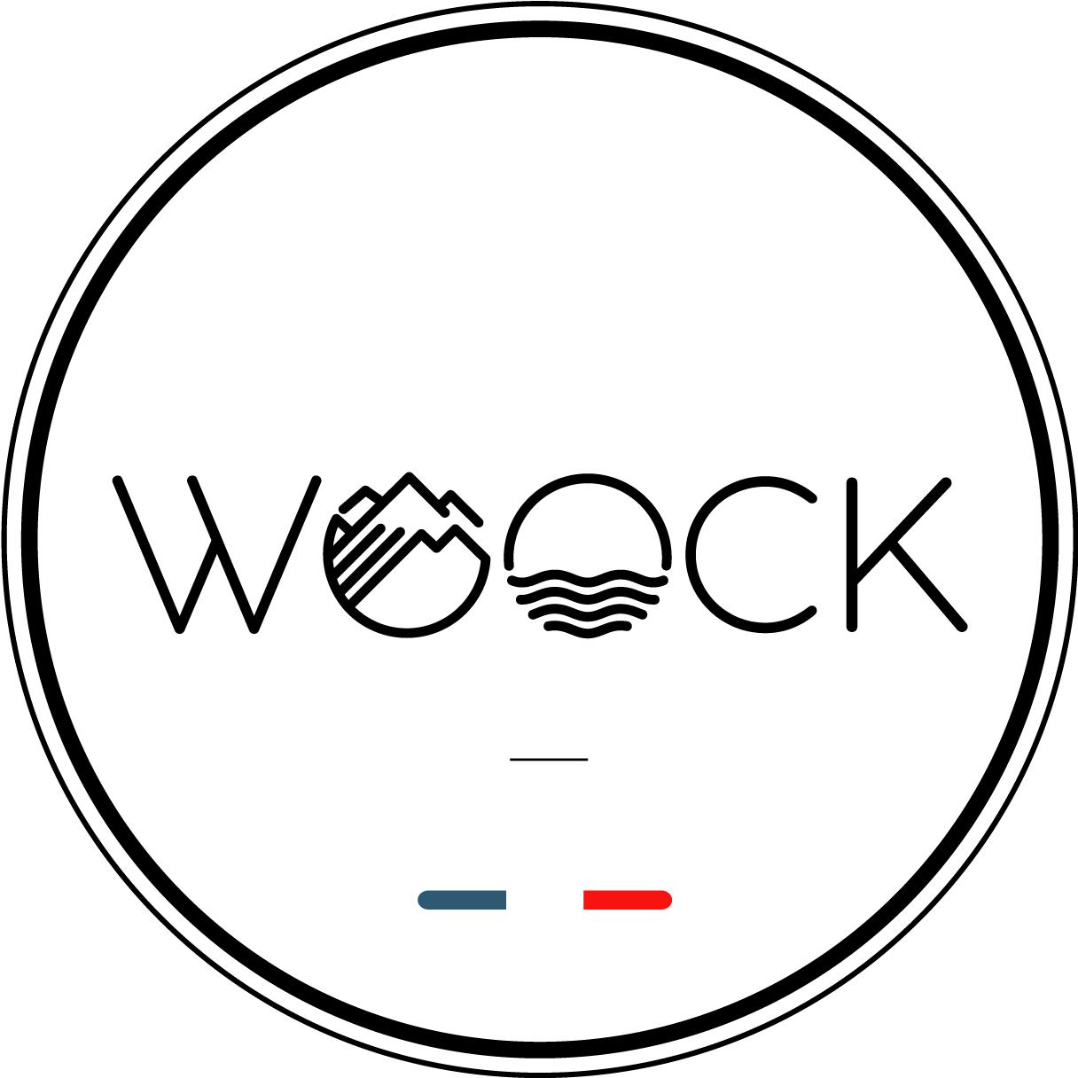 Logo de la startup WOOCK