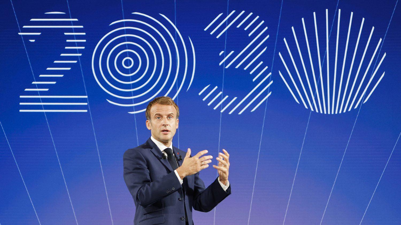 Logo de la startup L'elysée devoile le plan France 2030