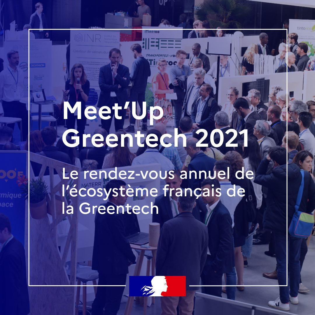 Logo de la startup L'Ecolab vous invite au Meet'up Greentech 2021