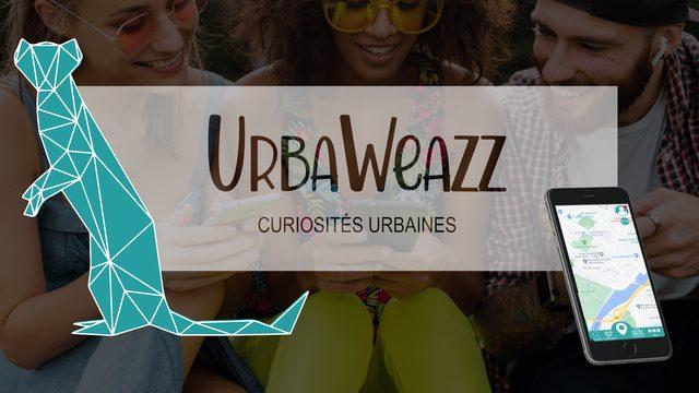 Logo de la startup UrbaWeazz