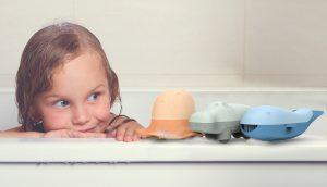 Illustration du crowdfunding OPPI® lance Flot : sa nouvelle collection de jouets de bain