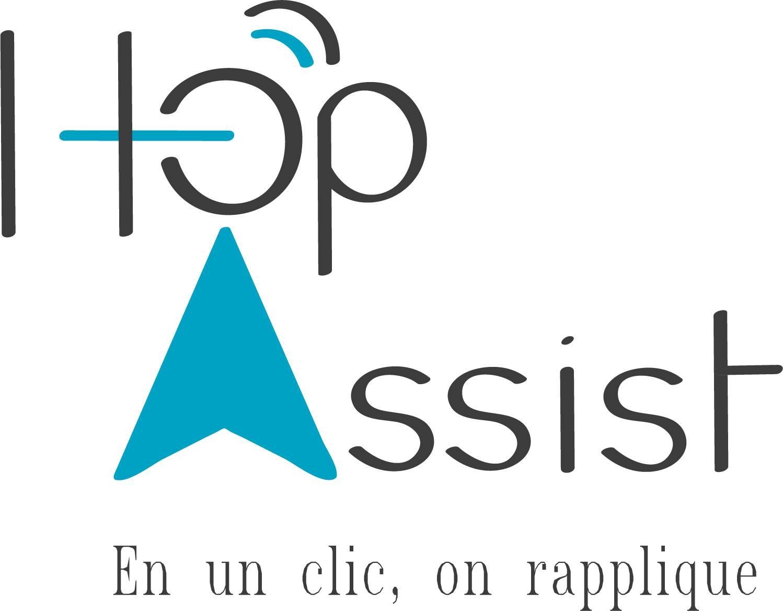 Logo de la startup HopAssist